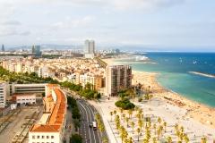 Nova Icaria Beach, Barcelona, Spain