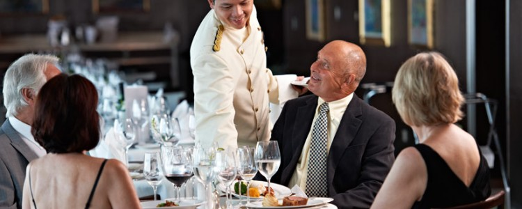 5 best cruise ship restaurants