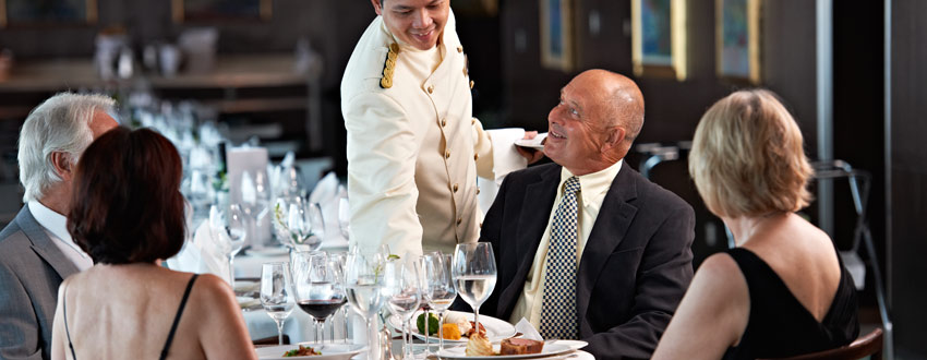 5 best cruise ship restaurants