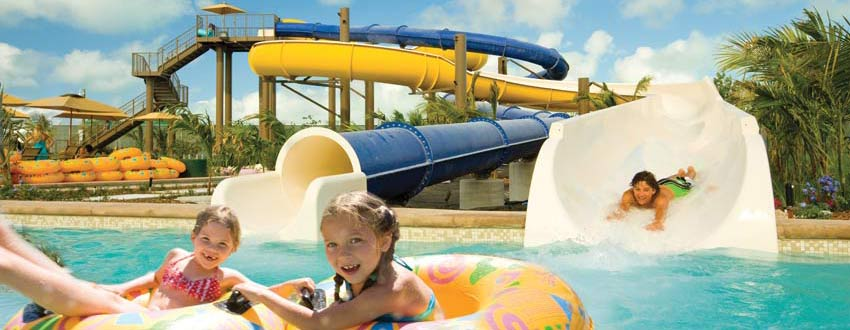 5 fantastic water parks to visit on a cruise