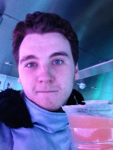 Norwegian Getaway Ice Bar