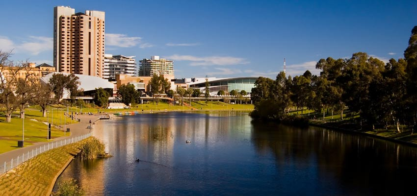 Best wine regions to visit on a cruise - Adelaide, Australia