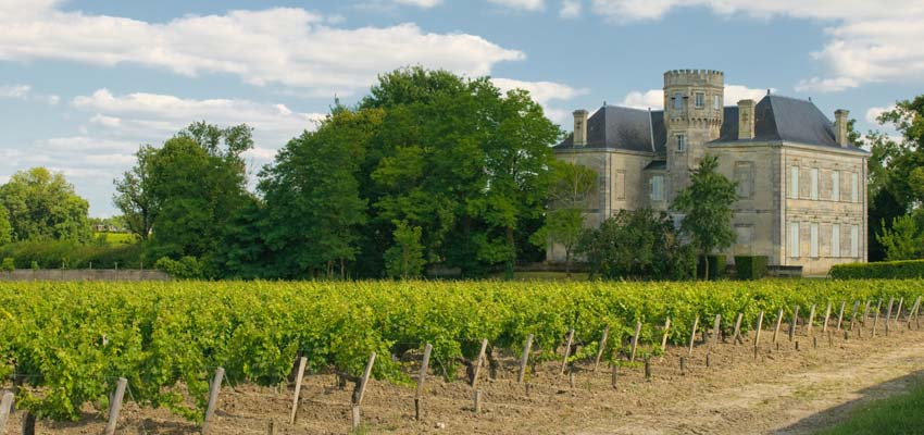 Best wine regions to visit on a cruise - Bordeaux, France