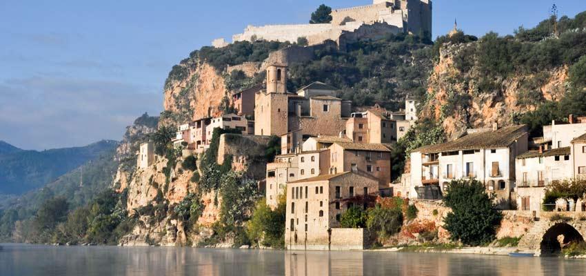 Best wine regions to visit on a cruise - Tarragona, Spain