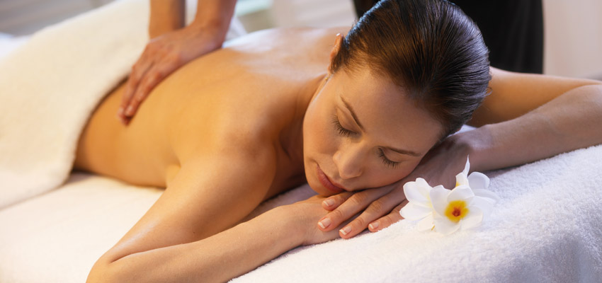 Spa treatments on-board your cruise ship