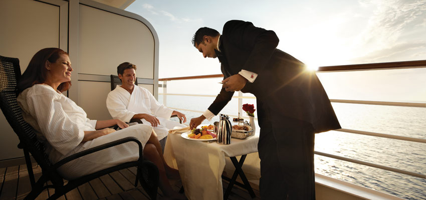 Finding your perfect cruise - luxury cruises