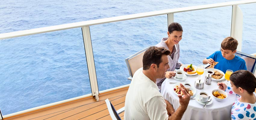 Finding your perfect cruise - popular cruises