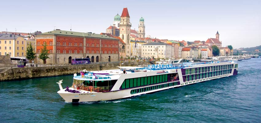 Finding your perfect cruise - river cruises