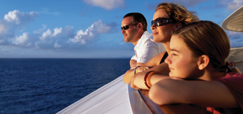 New to Cruise: The Basics - Setting Sail