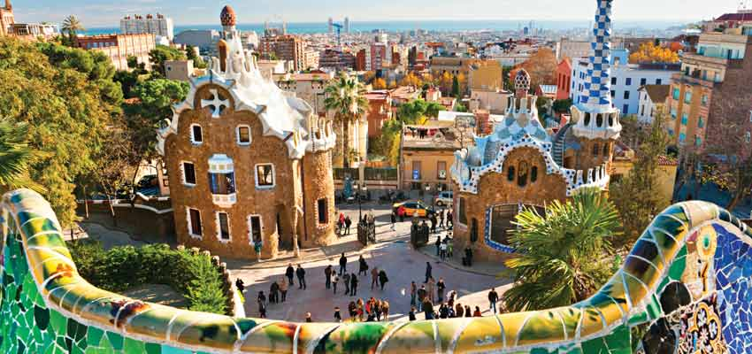 Enjoy an Mediterranean fly-cruise from Barcelona