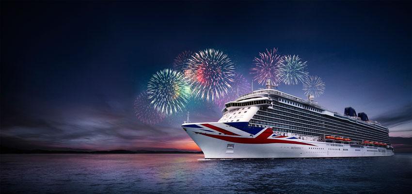 Cruise from Southampton aboard P&O Cruises' Britannia