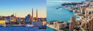 The Mediterranean: East vs West