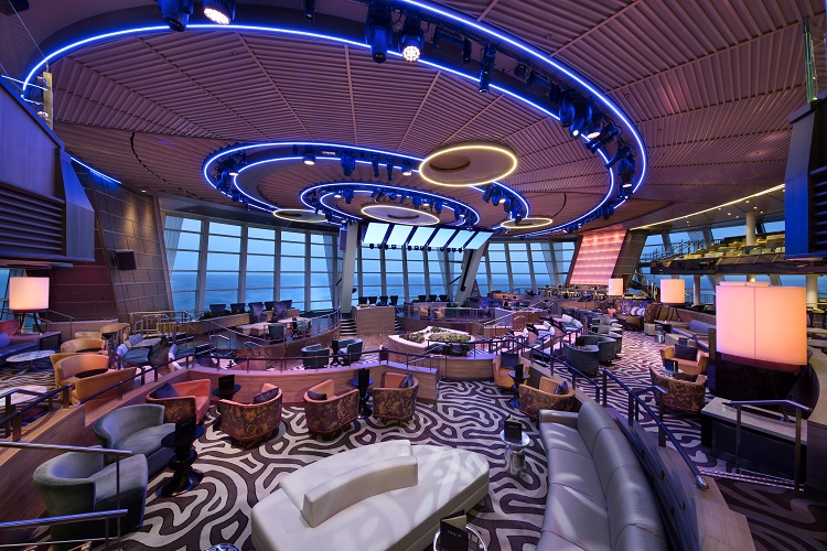 Royal Caribbean - Two 70 Lounge