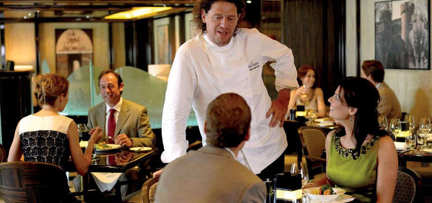 Marco Pierre White's The White Room