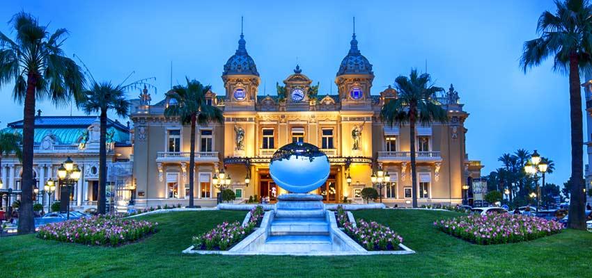 Monte Carlo's Grand Casino