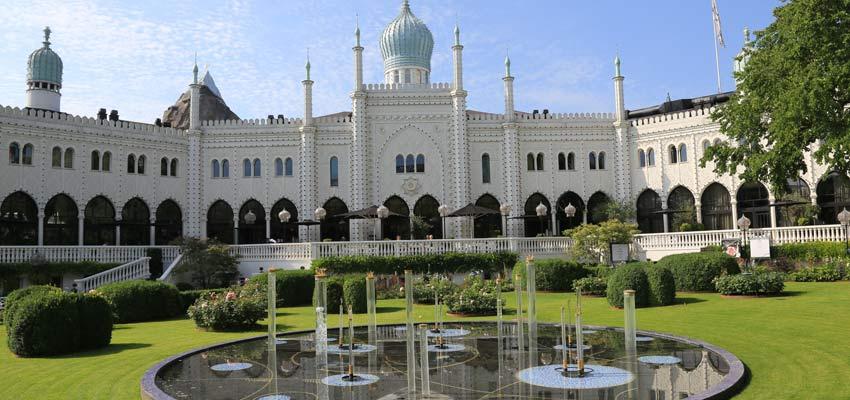 Copenhagen's historic theme park Tivoli Gardens