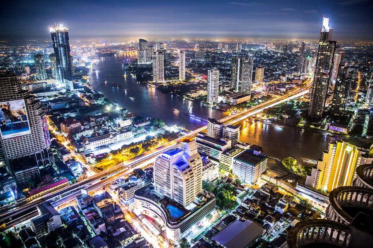 Bangkok landscape - Thailand
