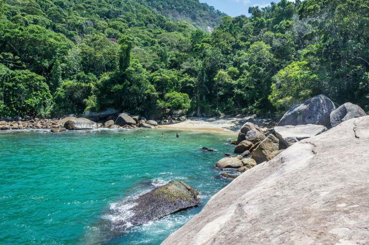 Ilha Grande, Brazil - South America