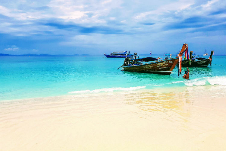 Ko Phi Phi Island - Thailand