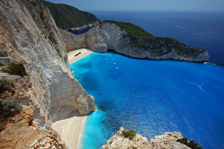 Navagio Beach, Zakynthos - Greece