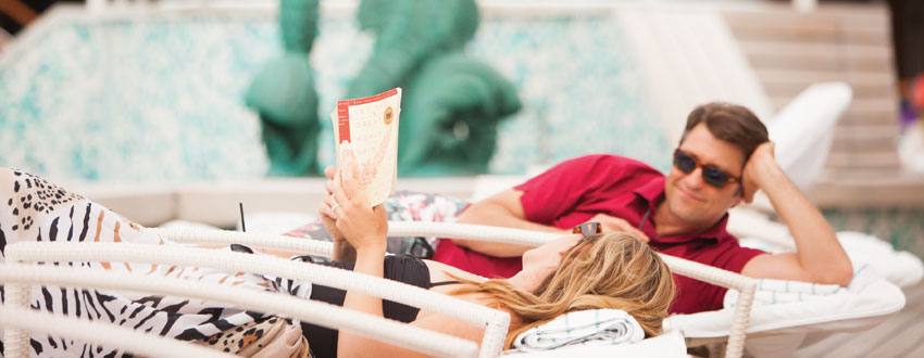5 best cruise holiday reads