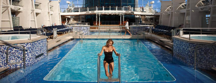 Working out the total cost of a cruise