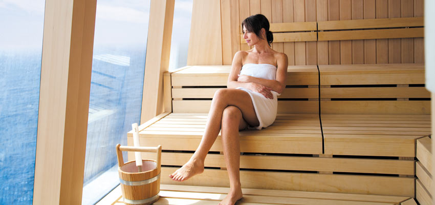 Norwegian Cruise Line's Mandara Spa
