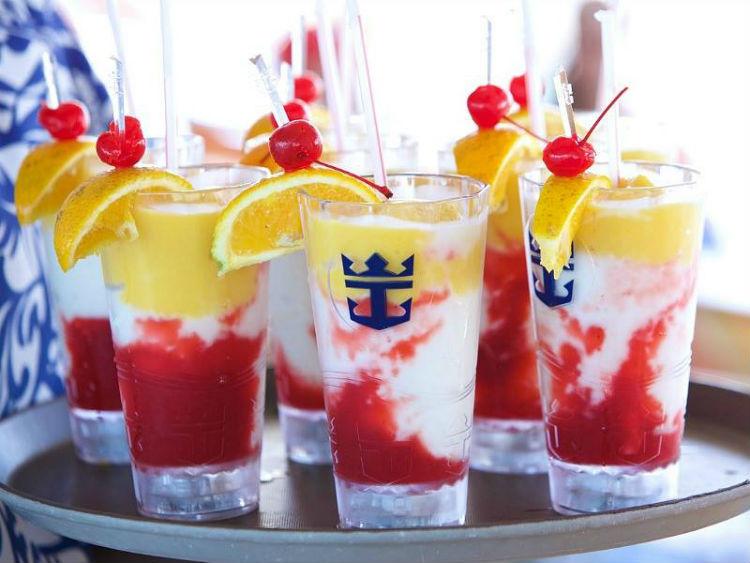 Royal Caribbean - Cocktails