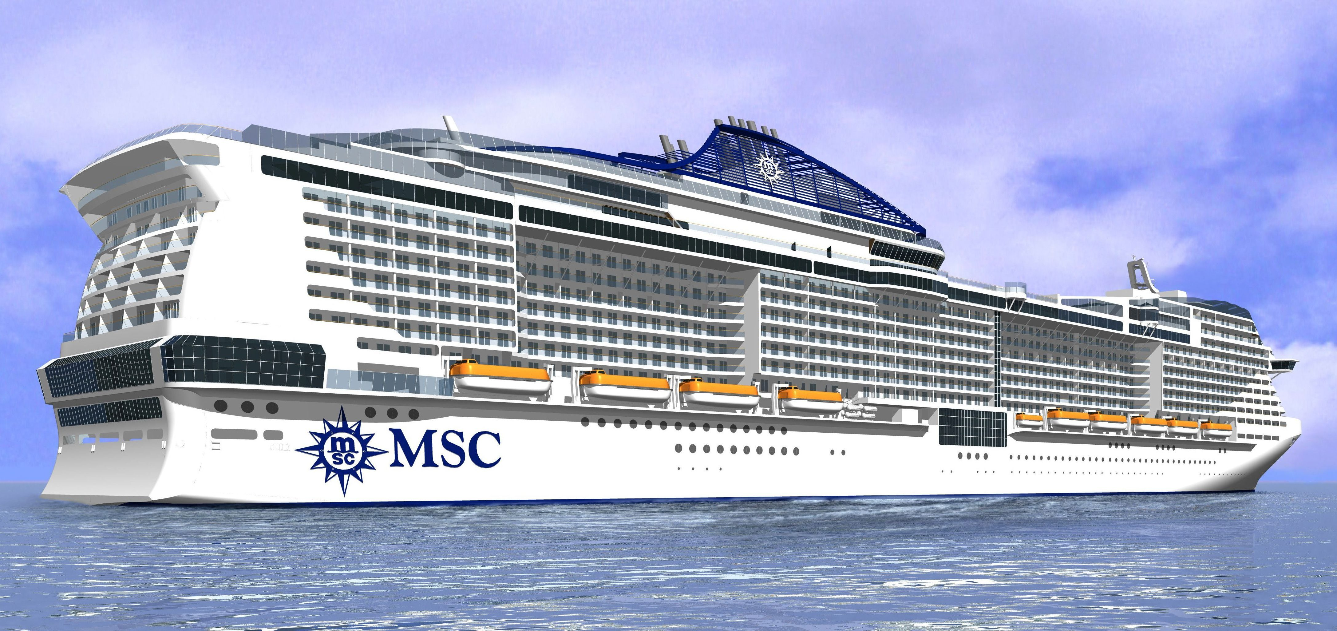 Exciting New Cruise Ships On Order  Expert Cruise Advice
