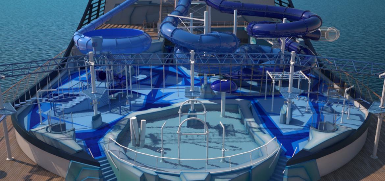 MSC Meraviglia Waterpark