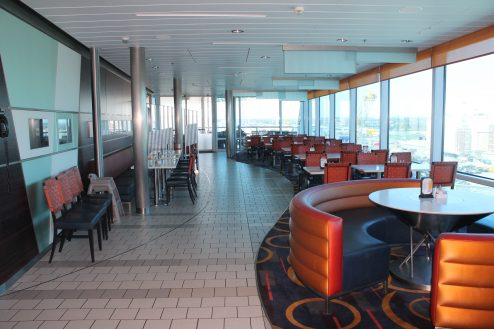 Dining venue on-board Celebrity Eclipse
