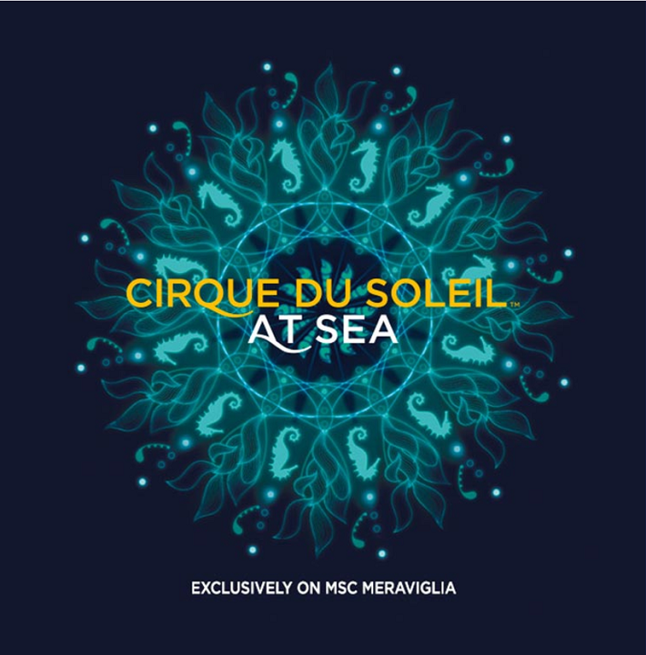 MSC Cruises partnership with Cirque du Soleil