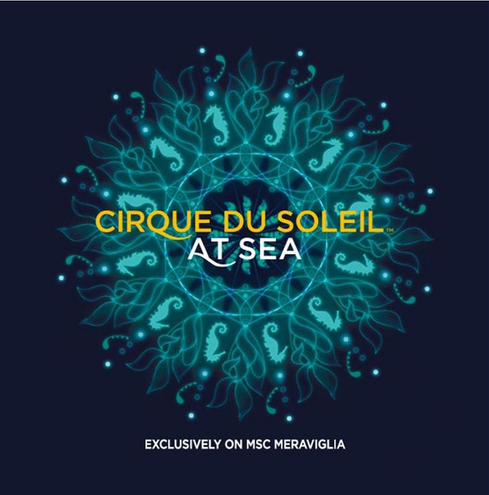 MSC Cruises partnership with Cirque du Soleil