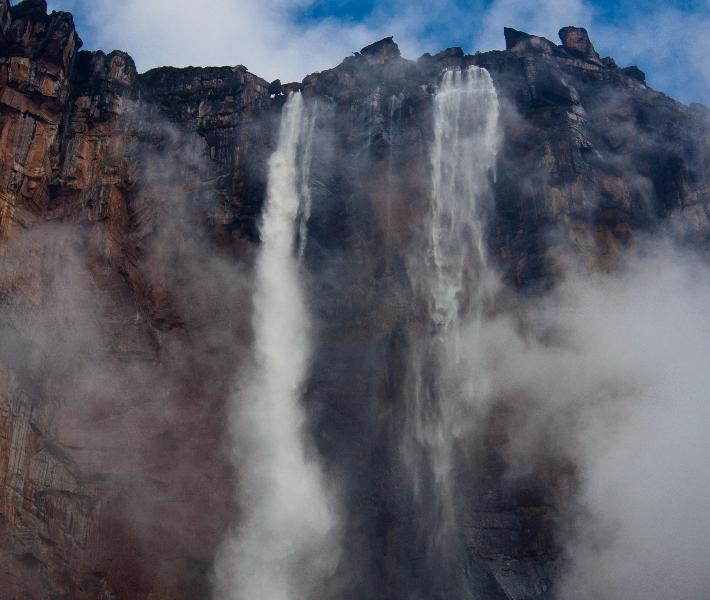 Angel Falls - a popular destination to visit in Venezuela
