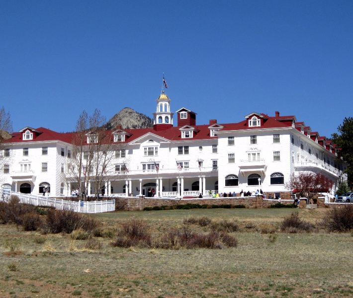 The inspiration behind The Shining - The Stanley Colorado Hotel