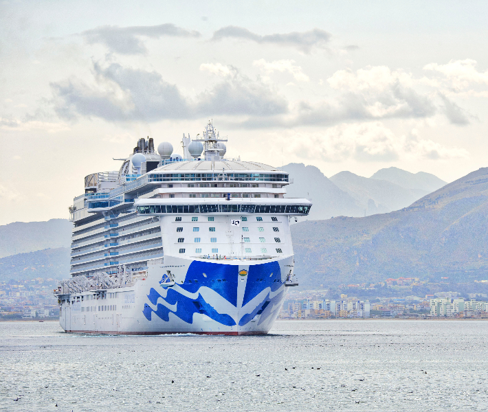 Royal Princess - perfect cruise ship for first-timers