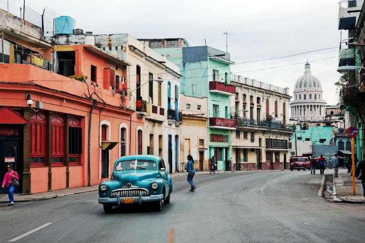 Cuba - Caribbean destination
