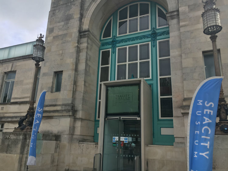 Seacity Museum - Southampton