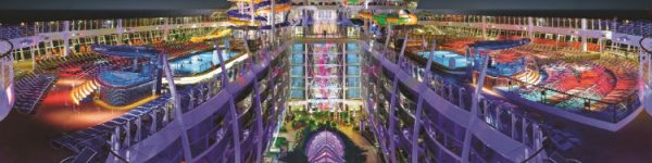 Join us on-board Independence of the Seas!