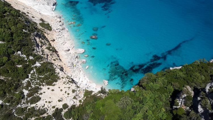 Sardinia, Italy - Mediterranean