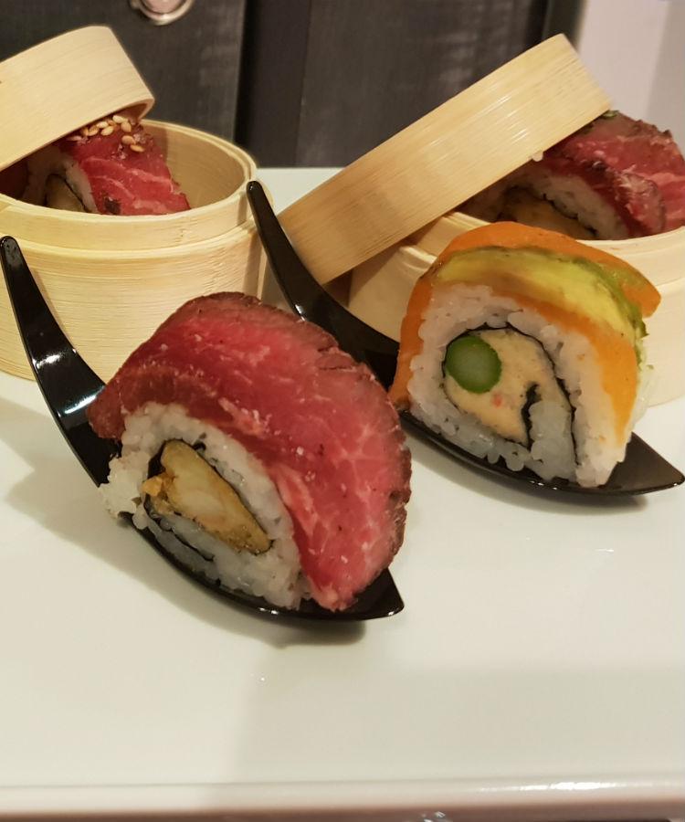 Sushi from Izumi