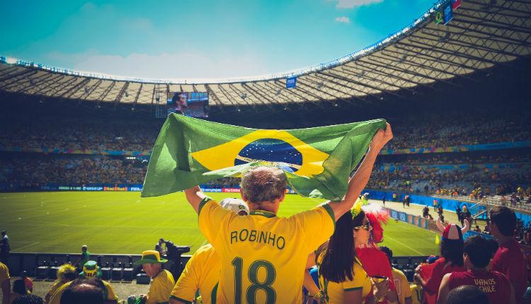 Brazil - South America - Football