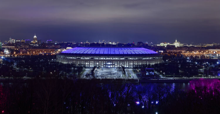 Russia World Cup Stadium