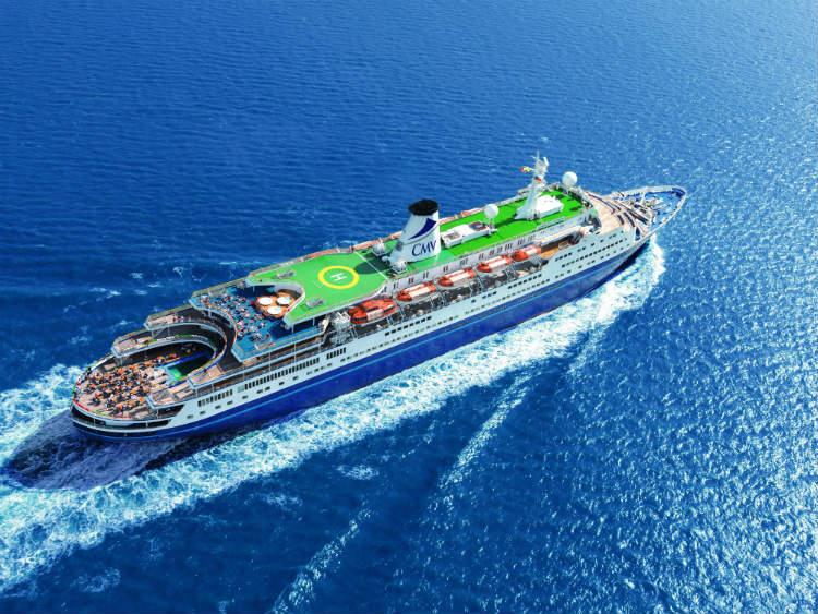 Marco Polo - Cruise & Maritime