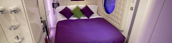 Which cruise lines have single cabins?