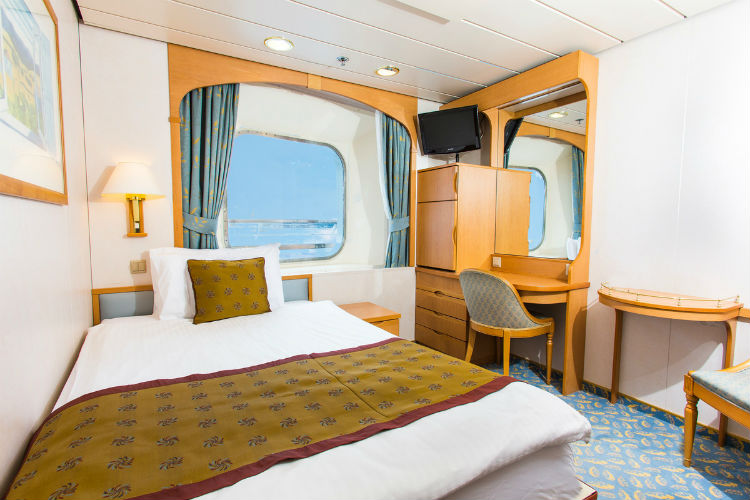 Single Cabin - P&O Cruises