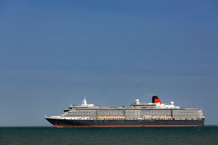 Queen Victoria - Cunard