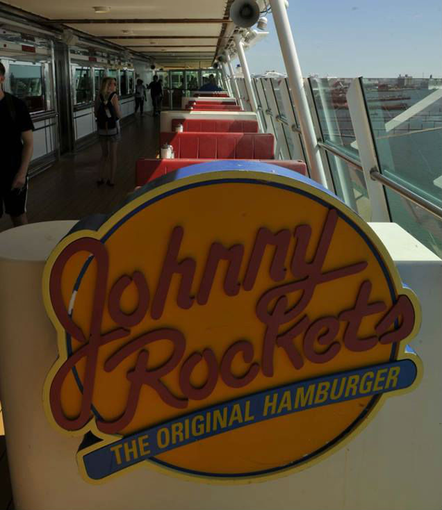 Johnny Rockets - Independence of the Seas