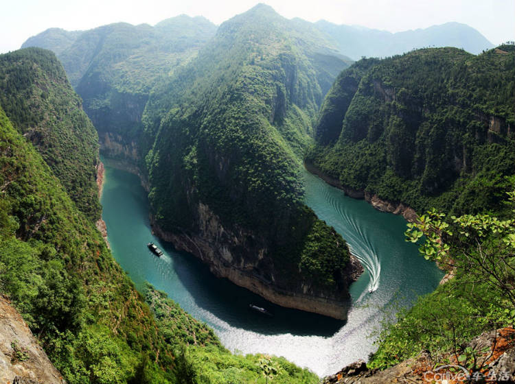 Yangtze River - China, Asia