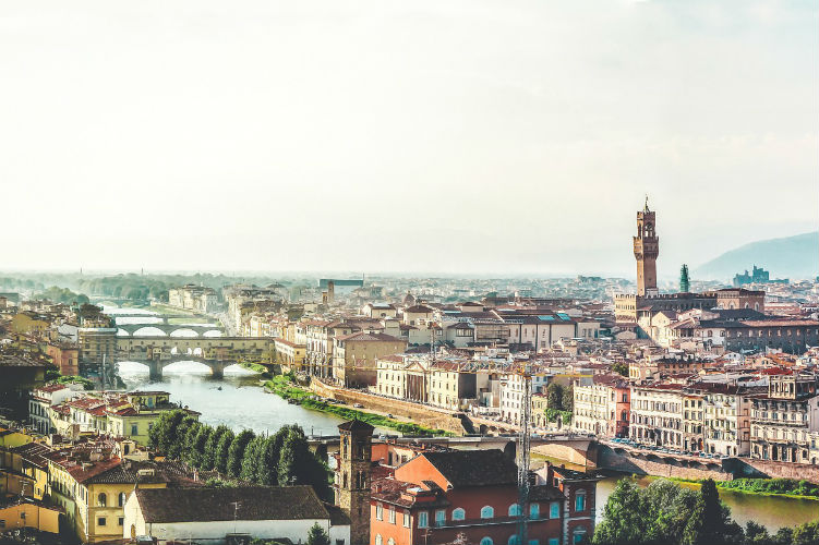 Florence, Italy - Mediterranean